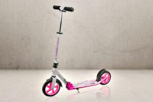 Billede af vore super fede HEAD 205-80S - Pink løbehjul