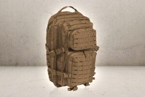 US Assault Pack Large Tan-0