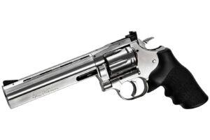 """Dan Wesson 715 .357 Magnum 6"""" Chrome-0"""