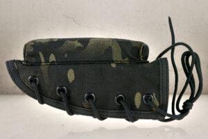 Cheek Pad for Sniper Riffel - Multicam Black-0