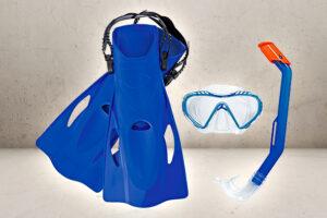 Bestway Hydro Swim Firefish - Blue-0