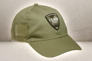Team ASG Cap - Olive-0
