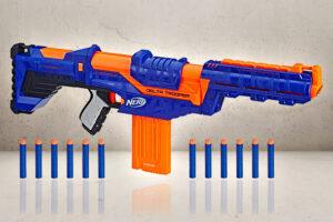 Dette er et billede af N-Strike Delta Trooper Blaster