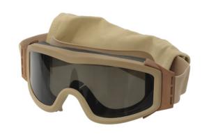 Tango Goggles - Tan-0