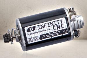 Infinity CNC U22000 Motor-0
