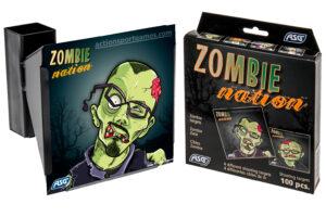 Skydekasse sæt & Zombie Targets-35705