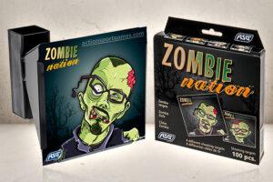 Skydekasse sæt & Zombie Targets-0