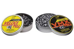 Webley VMX-Pell & Veloci-Pell Hagl Bundle-0