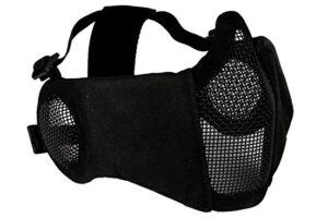 ASG Mesh Mask 2020 Edition - Black-0