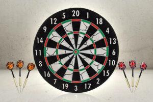 Abbey Darts - Dartskive-0