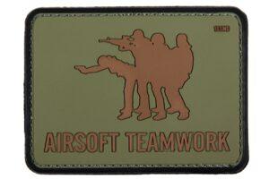 Airsoft Teamwork - Green-0