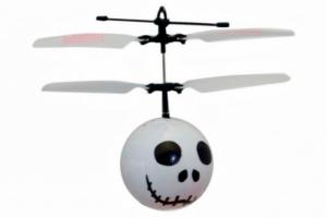 Flyvende Bold Skull-0