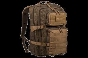 US Assault Pack Large - Ranger Green / Coyote-0