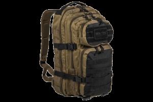 US Assault Pack Small - Ranger Green/Black-0