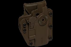 Adaptex Level 2 Pistol Holster - Tan-0