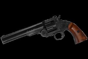 """Schofield Gunfighter 6"""" Revolver-0"""