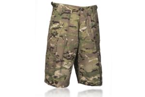 Her ser du Multicam Bermuda Shorts