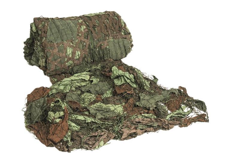 Camouflage net - CZECH 4.5x4.5-0