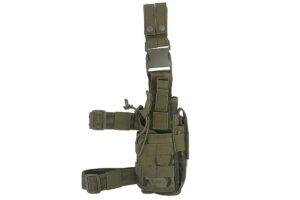 Drop Leg Pistol Holster - Multicam -0