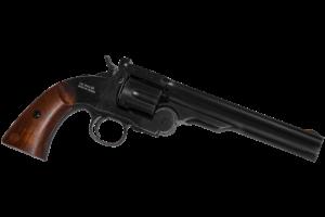 """Schofield Gunfighter 6"""" Revolver HP-0"""