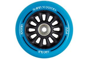 dette er Slamm Hjul Blå Nylon Kerne