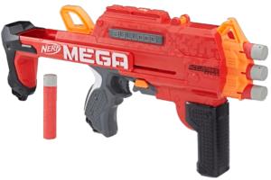 Her ser du Nerf Mega Bulldog