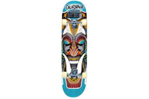 Her ser du Skateboard Totem