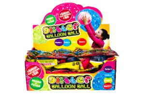 Ballon bold med glitter-0