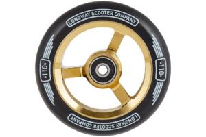 Longway Metro 110mm Hjul - Gold-0
