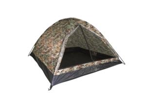 Her ser du et Multicam Iglo telt.