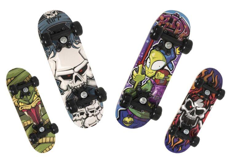Evo Junior Mini Skateboard-0