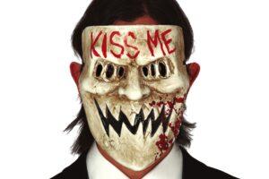 """""""Kiss Me"""" Maske-0"""