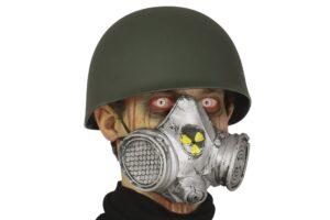Atomkraft Gas Maske-0