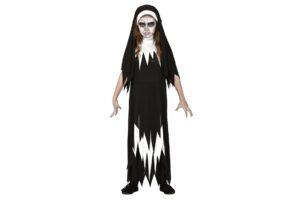Scary Nonne Kostume -0