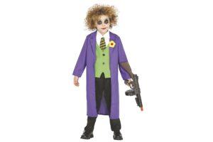 Child crazy jester-0