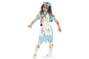 Child zombie nurse-0