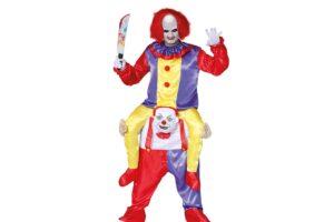 Let me go clown-0