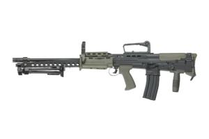 Enfield L86A2 - LSW-0