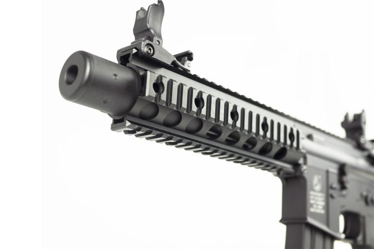 M4A1 Special Forces Metal - Black-40145