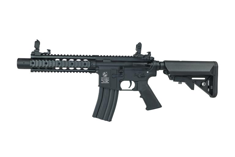M4A1 Special Forces Metal - Black-0