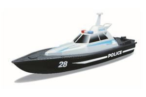 R/C SPEEDBOAT POLICE-0