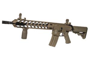 Colt M4 Airline - Tan - Full Metal-0