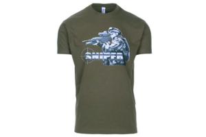 T-shirt   Sniper - Str. M-0