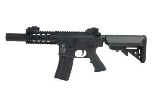 M4A1 Special Forces MiNi Metal - Black-0