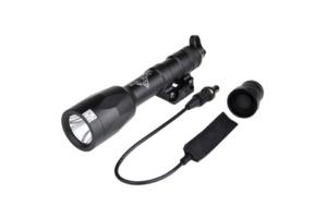 M600P - Scoutlight - Black-0