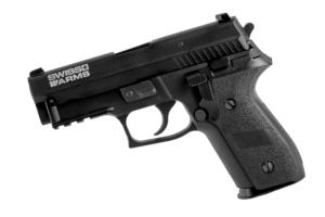 SA Navy Pistol.40 Railed-0