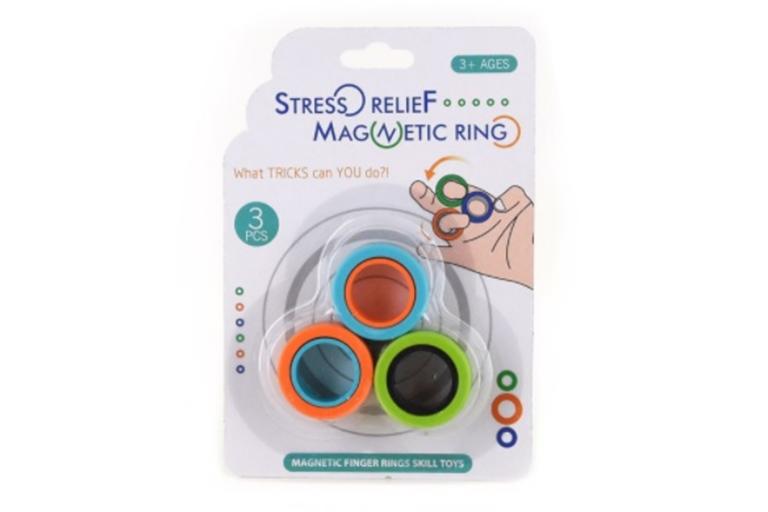 Stress Ringene