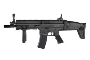 FN Scar-L - Sort-0