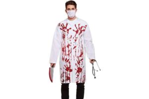 Blodig doktor