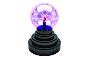 Billede af plasma kuglen